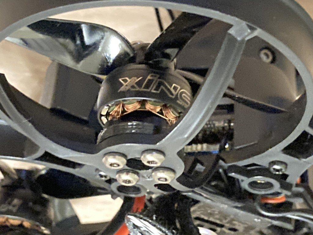 iFlight Alpha A85 85mm 2Inch 4S Caddx Loris